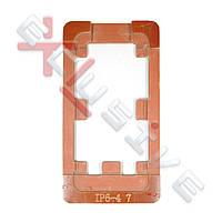 Фиксатор дисплейного модуля при склейке iPhone 6