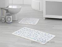 Набор ковриков в ванную комнату Marie Claire Delight Mavi