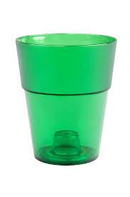 Кашпо, доставка из Одессы коло, 135 мм, зеленый
