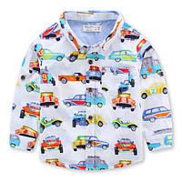 "Рубашка ""Автопарк"" 100, фото 1"
