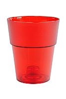 Кашпо, доставка из Одессы коло, 135 мм, красный