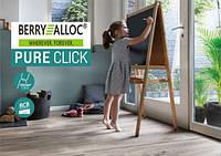 Виниловая плитка BERRY ALLOC коллекция PURE Click 40 Standard (АКЦИЯ!)