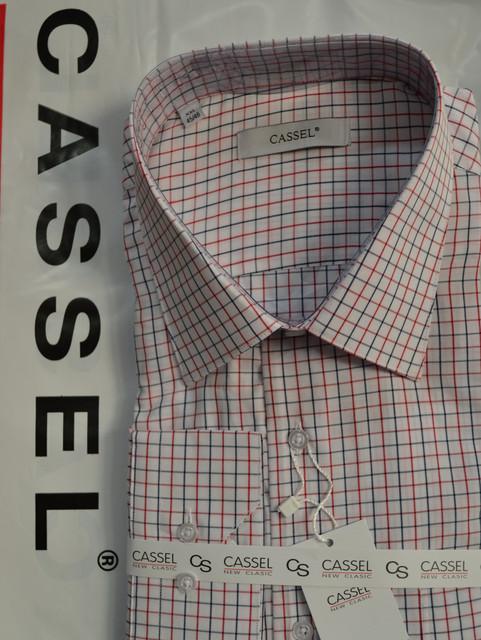 Мужская рубашка CASSEL (размеры M.L.XL)