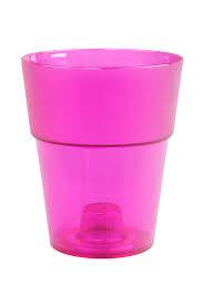 Кашпо, доставка из Одессы коло, 135 мм, розовый