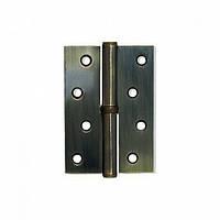 Петля разъемная стальная Apecs 100*75-B-Steel-AB-R (бронза правая)