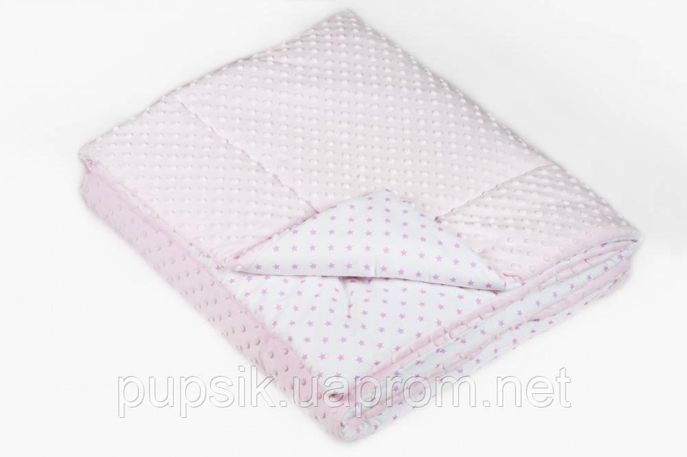 Одеяло в кроватку Twins Minky 120*160