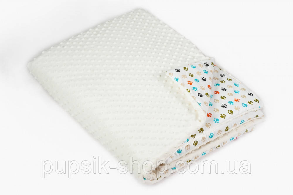 Одеяло с подушкой в кроватку Twins Minky 120*90, 40*60