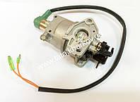 Карбюратор(с электроклапаном) на мотоблок 177F и на генератор 4-7 кВт бензин