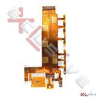 Шлейф Sony D6603 Xperia Z3 \ D6643 Xperia Z3 (3G version) кнопка включения, регулировки громкости, с микрофоном