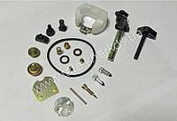 Рем.комплект карбюратора на мотоблок 177F и на генератор 4-7 кВт бензин