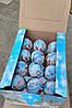 Яйцо шоколадное С новым годом 24 шт, 25 гр