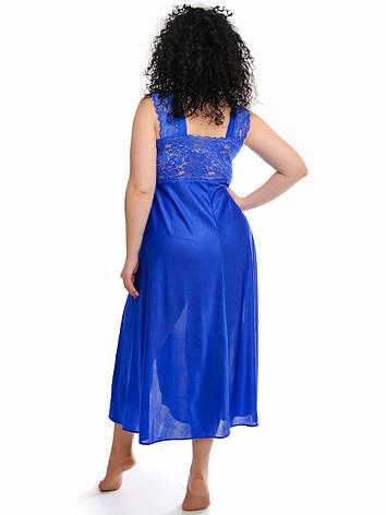 Женская ночная рубашка 56543, фото 2