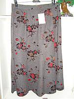 Женская зимняя юбка годе, фото 1