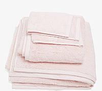 Aire пушистое полотенце 50x100 от HAMAM shell pink