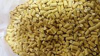 Вторичный полиэтилен экструзионный НД желтый