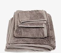 Aire пушистое полотенце 50x100 от HAMAM mineral gray