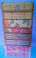 Шкатулка для девочек Плетеная  Большая 8-101 Китай
