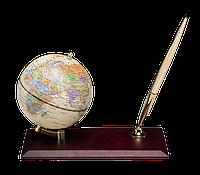 Глобус на деревянной подставке BESTAR (0910WDM)