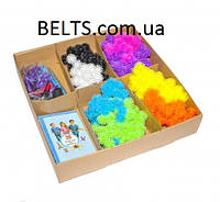 Bunchems Конструктор - липучка (игрушка для детей Банчемс 800 предметов), фото 1