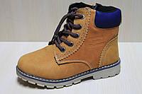 Зимние ботинки на девочку,  теплые на шнурках, зимняя подростковая обувь р.32,34,36