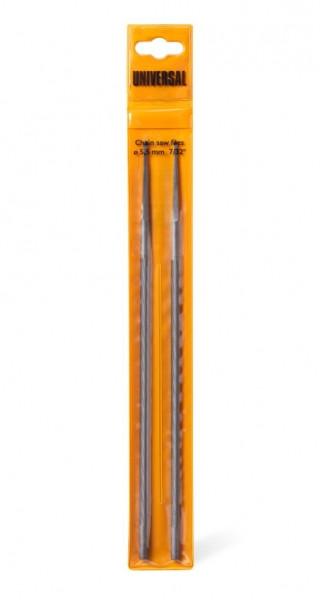 Напильник круглий McCulloch 4.0мм; 2 шт.