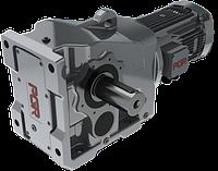 Мотор-редуктор цилиндро-конический PKD1390