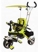 Велосипед 3-х колесный детский Baby Mix зеленый