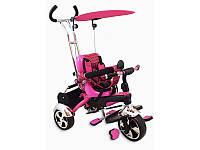 Велосипед 3-х колесный детский Baby Mix розовый