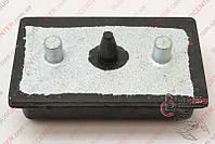 """Подушка передней рессоры металлической нижняя (проставка, буфер, амортизация, отбойник """"1 шт"""") Iveco Daily E III (2000-2005) 500306407"""