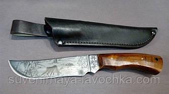 Нож для охоты и рыбалки Сохатый Ручная работа. Оригинальные фото. Классический рыбацкий нож