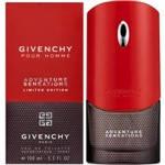 Givenchy Pour Homme Adventure Sensations For Man EDT 100 ML ЛИЦЕНЗИЯ