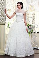 Самое красивое кружевное свадебное платье 2017