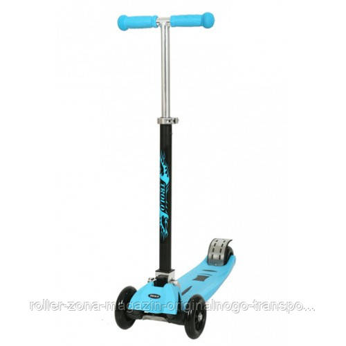 Самокат Trolo Maxi PLUS (sky-blue)