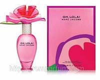 Женская парфюмированная вода Oh Lola! Marc Jacobs (веселый, нежный, сладкий аромат  AAT