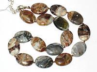 Ожерелья и бусы из натурального камня
