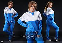 Спортивный костюм № 203 батал