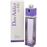 Женская туалетная вода Christian Dior Addict To Life (сверкающий аромат для уверенной в себе женщины)  AAT
