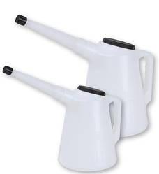 Емкость пластиковая мерная Utool UMSR/P/F-2, с гибким носиком и крышкой, 2 л