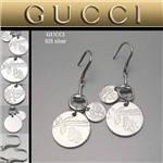 Серьги Gucci 074