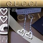 Серьги Gucci 097