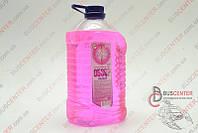 """Жидкость стеклоомывателя (розовая - летняя """"не содержит метанол"""") Fiat Ducato 280 (1982-1990) ОБЗОР МАЛЬВА ПОЛЮС ОБЗОР 4Л"""