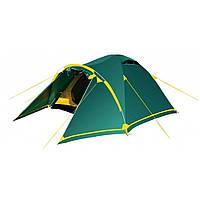 Палатка Tramp Stalker 2 двухместная двухслойная, фото 1