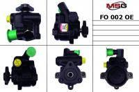 Насос гидроуилителя Ford Transit 2.5D TD качество оригинала 1994-2000 MSG