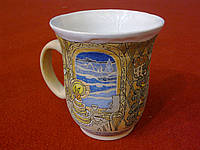 Чашка керамическая оригинальная