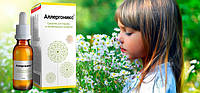 Аллергоникс - средство от аллергии (30мл, Индия)