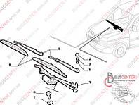 Трапеция дворников (механизм стеклоочистителей) Fiat Doblo (2000-2005) 46804975 FAST FT93125