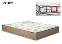 Двусторонний ортопедический матрас Mokko/Мокко длина 190 см ширина 140 см