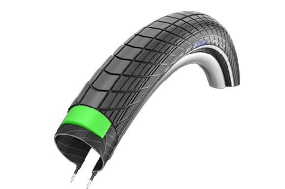 Велопокрышка Schwalbe Big Apple Plus Performance GreenGuard 28х2,0