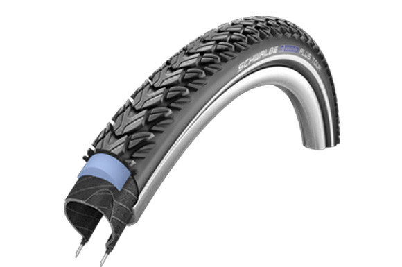 Велопокрышка Schwalbe Marathon Plus Tour Performance SmartGuard 28х1,75 (47-622)