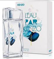 Мужская туалетная вода Kenzo L'eau Par Pour Homme Wild Edition - древесно-пряный аромат AAT